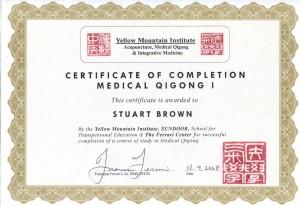 MQ1 Certificate