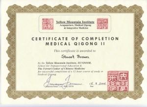 MQ2 Certificate